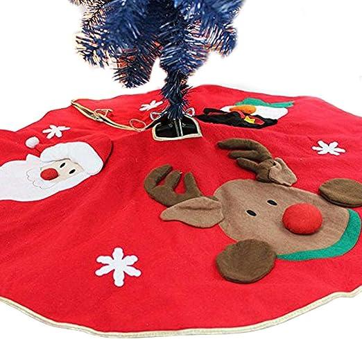 Árbol de Navidad falda, Designerbox 40