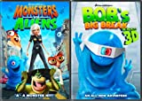 Monsters vs. Aliens/B.O.B.s Big Break in Monster 3D: Ginormous Double Pack