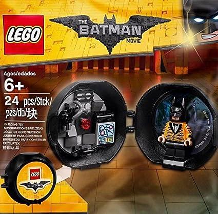 Amazon.com: LEGO DC The Batman Movie Batcave Battle Pod Set: Toys ...