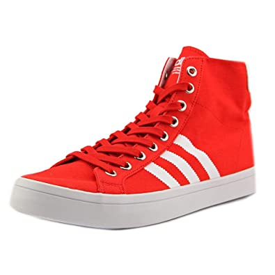 wholesale dealer 0494e 705f3 adidas Court Vantage Mid Men US 10.5 Red Sneakers