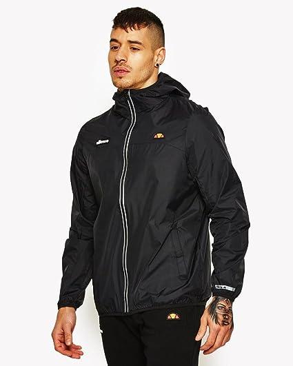 Ellesse Terrazzo Full Zip Jacket Men Herren Outdoor Kapuzen Jacke SHC04987-BLUE