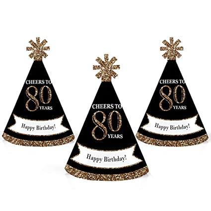 Amazon Adult 80th Birthday