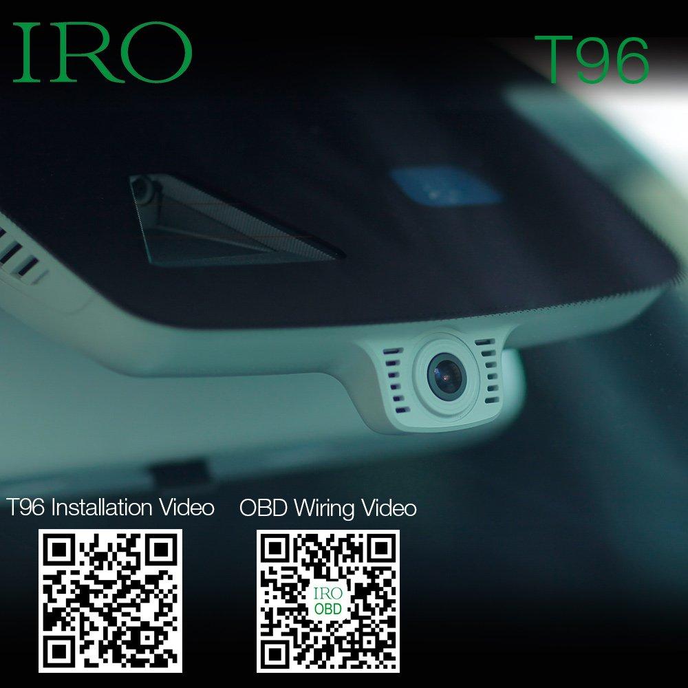 //GLC Class W205 X253//C253 IRO Dashcam for Mercedes Benz C Class