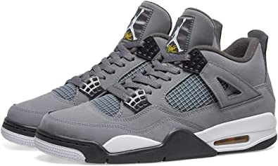 Nike Men Air Jordan 4 Retro Cool Grey