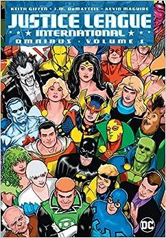 Book Justice League International Omnibus Volume 1