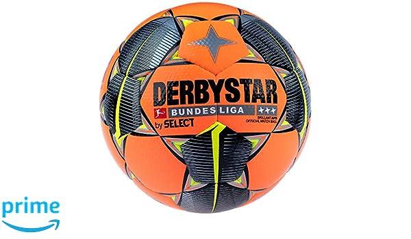 Derbystar Brillant APS - Balón de fútbol para Adultos, Color ...