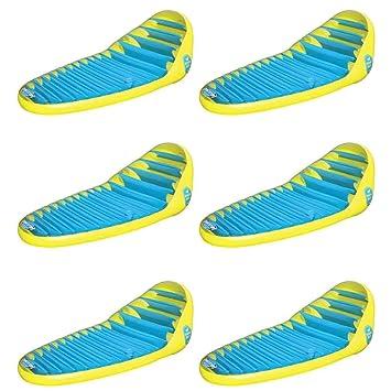 Amazon.com: SportsStuff Banana - Tumbona hinchable para ...