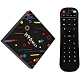 [2018 TV BOX 4GB + 32GB] SINUK H96 MAX H2 Android 7.1 Smart TV Box 4G + 32G RK3328 Quad-Core 64bit Cortex-A53 décodeur, ultra HD Support 2.4G / 5G double Wifi 1000M / Bluetooth 4.0 / USB 3.0 / 3D / 4k