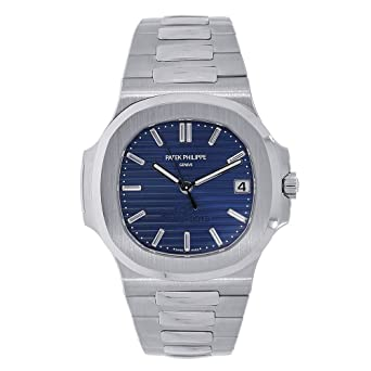 93be38f1455 Patek Philippe Nautilus 40mm Platinum 40th Anniversary Watch 5711-1P   Audemars Piguet  Amazon.co.uk  Watches