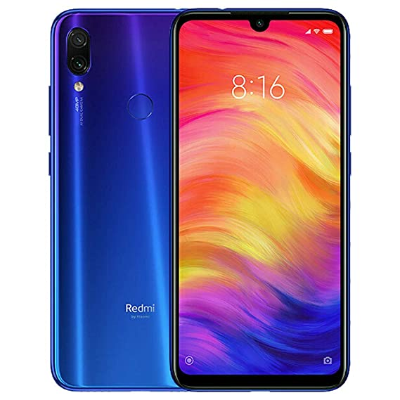 Xiaomi Redmi Note 7 128GB + 4GB RAM 6 3