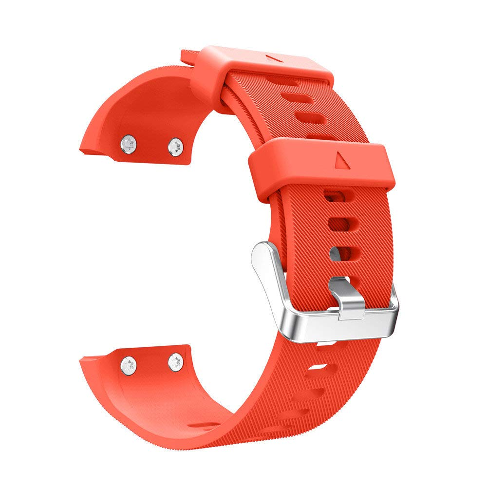 Riou Correa para Reloj,❤️para Garmin Forerunner 35 Correa para la muñeca de Repuesto Correa de Banda Suave de Silicona Pulseras de Repuesto: Amazon.es: ...