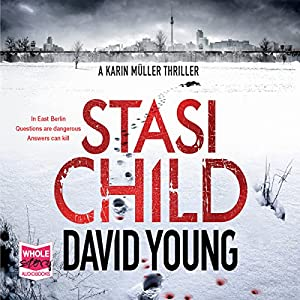 Stasi Child Audiobook