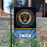 WinCraft Philadelphia Union Double Sided Garden Flag