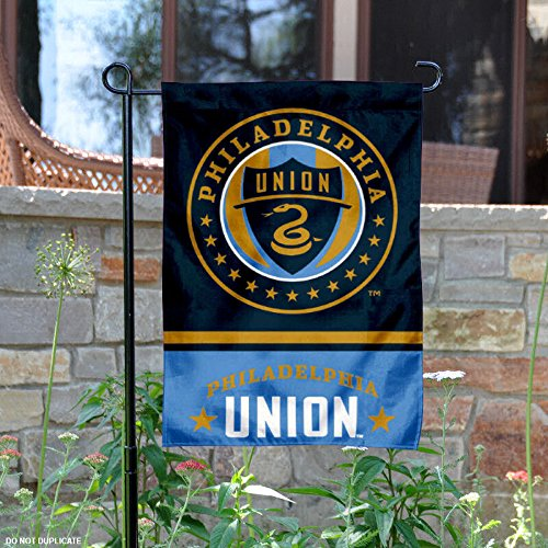 fan products of Philadelphia Union Double Sided Garden Flag