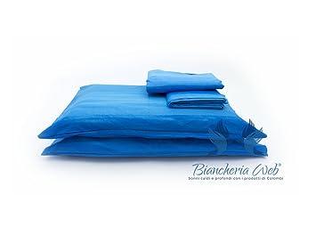 Bettwäsche aus 100% Baumwolle Position Smaragd 1 Piazza e ...