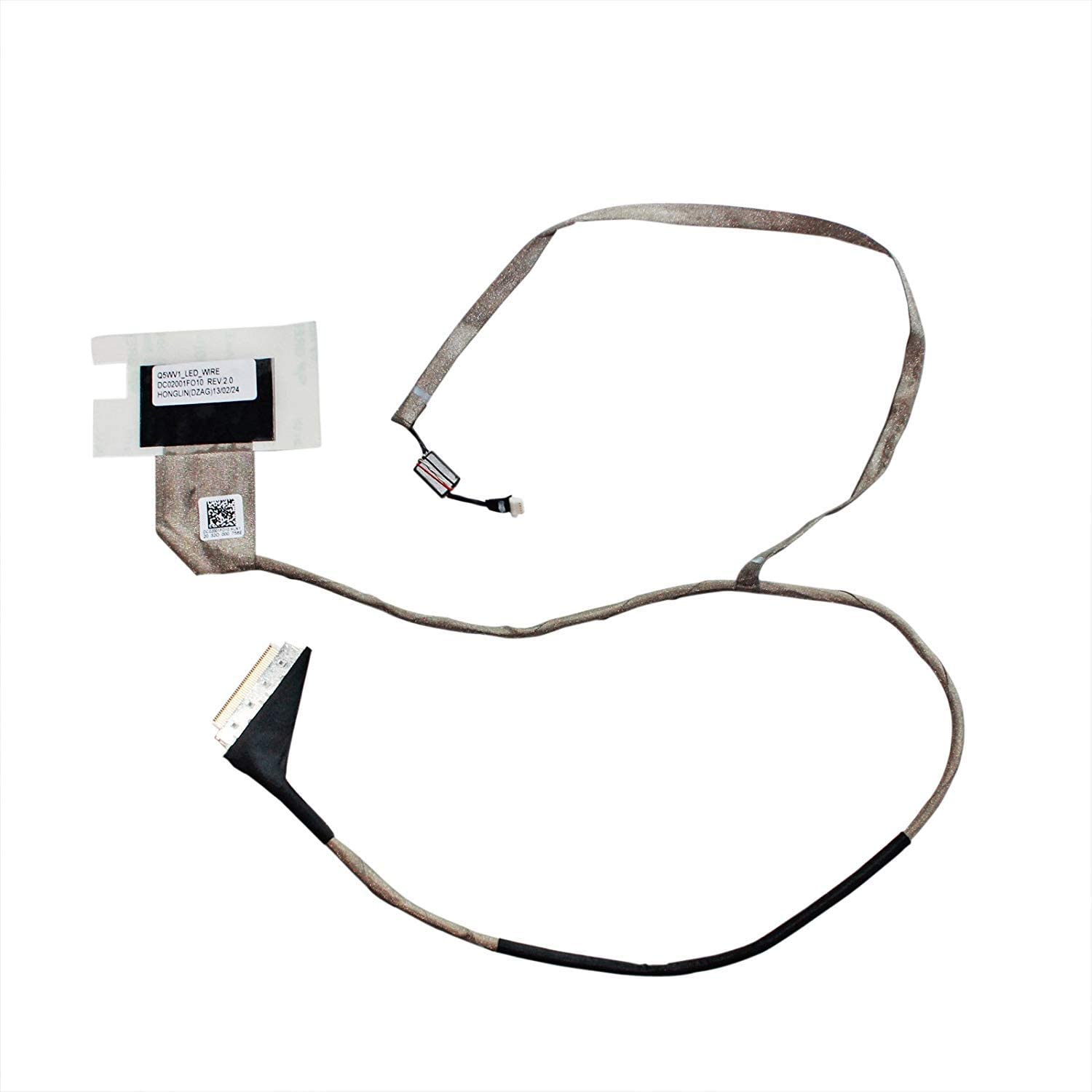 Zahara LCD LED Screen Video Display Cable Replacement for Acer Aspire E1-531-2801 E1-571-6650 E1-521-0851