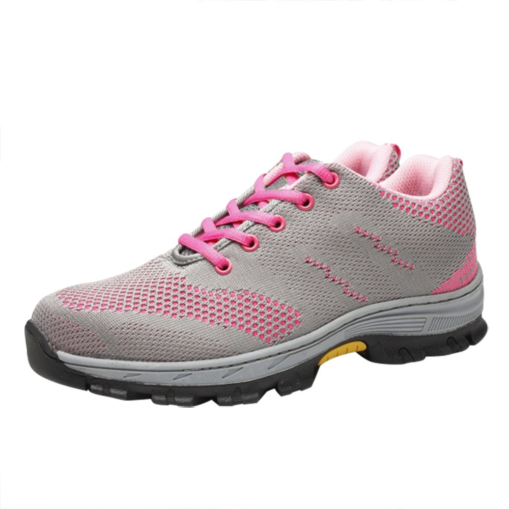 Optimal Women's Safety Shoes Work Shoes Protect Toe Shoes … by Optimal Product (Image #2)