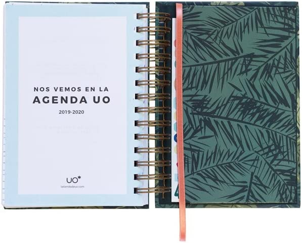 Amazon.com : UO ag189pd2 - Agenda 2018 - 2019 Day Page ...