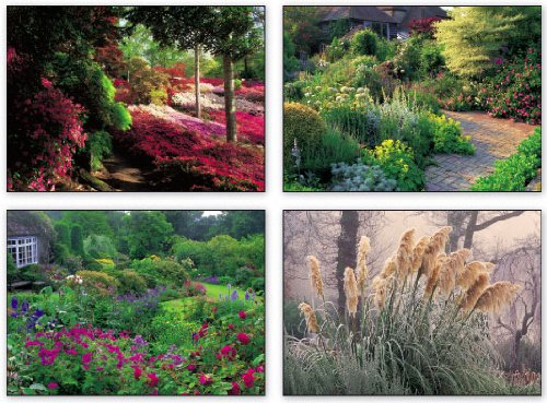 The English Garden (Boxed Note Cards)