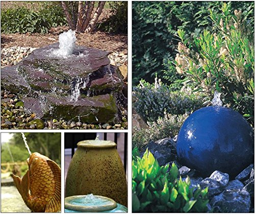 ProEco Pond Basin - For Fountains and other Pond-Less Water Features