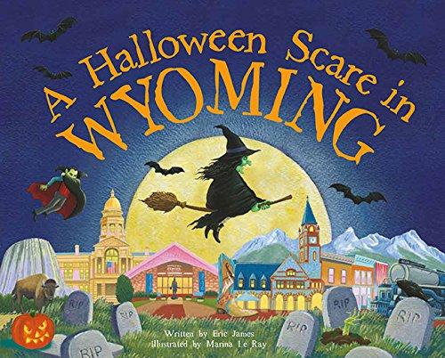A Halloween Scare in Wyoming (Halloween Scare: Prepare If You Dare) pdf epub