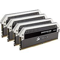 Corsair CMD32GX4M4C3000C15 32GB (4 x 8GB) PC4-24000 3000MHz DDR4 288-Pin DIMM Desktop Memory
