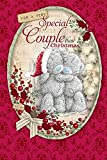 Me to You Bear - Special Couple Christmas Card