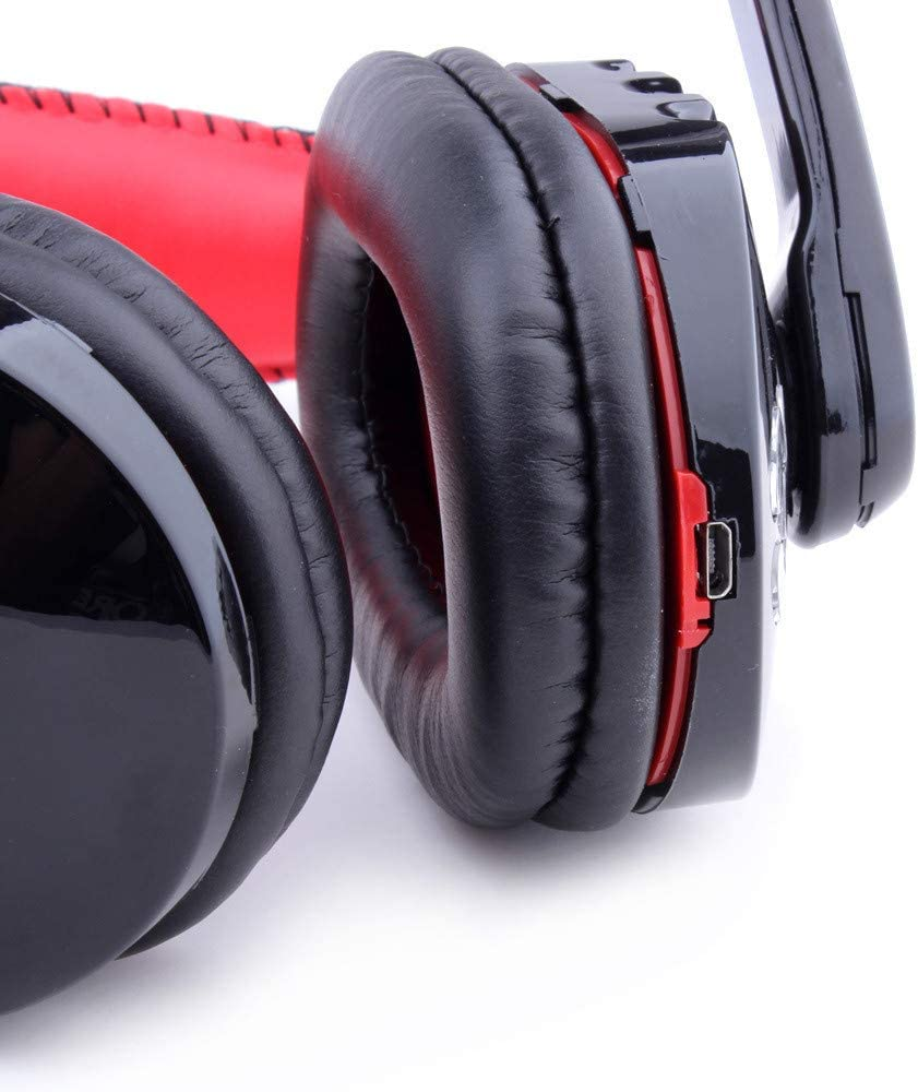PC Controller CreazyBee Stereo Gaming Headset for PS4 Soft Memory Earmuffs for Laptop Mac Games Noise Cancelling Over Ear Headphones with Mic Black Bass Surround