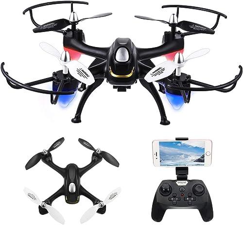 Eachine E33W Wi-Fi FPV Quadcopter Drone review