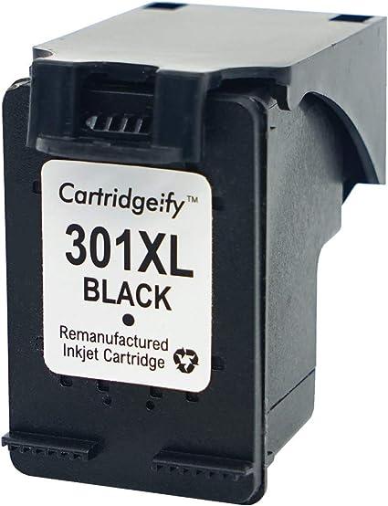Cartridgeify 301XL Reemplazo HP 301 XL Cartuchos de Tinta Pack ...