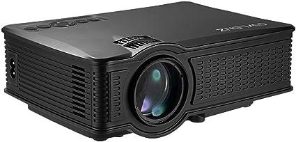owlenz Full HD LED Proyector – Proyector DLP 1500 Lumens 80 ANSI ...