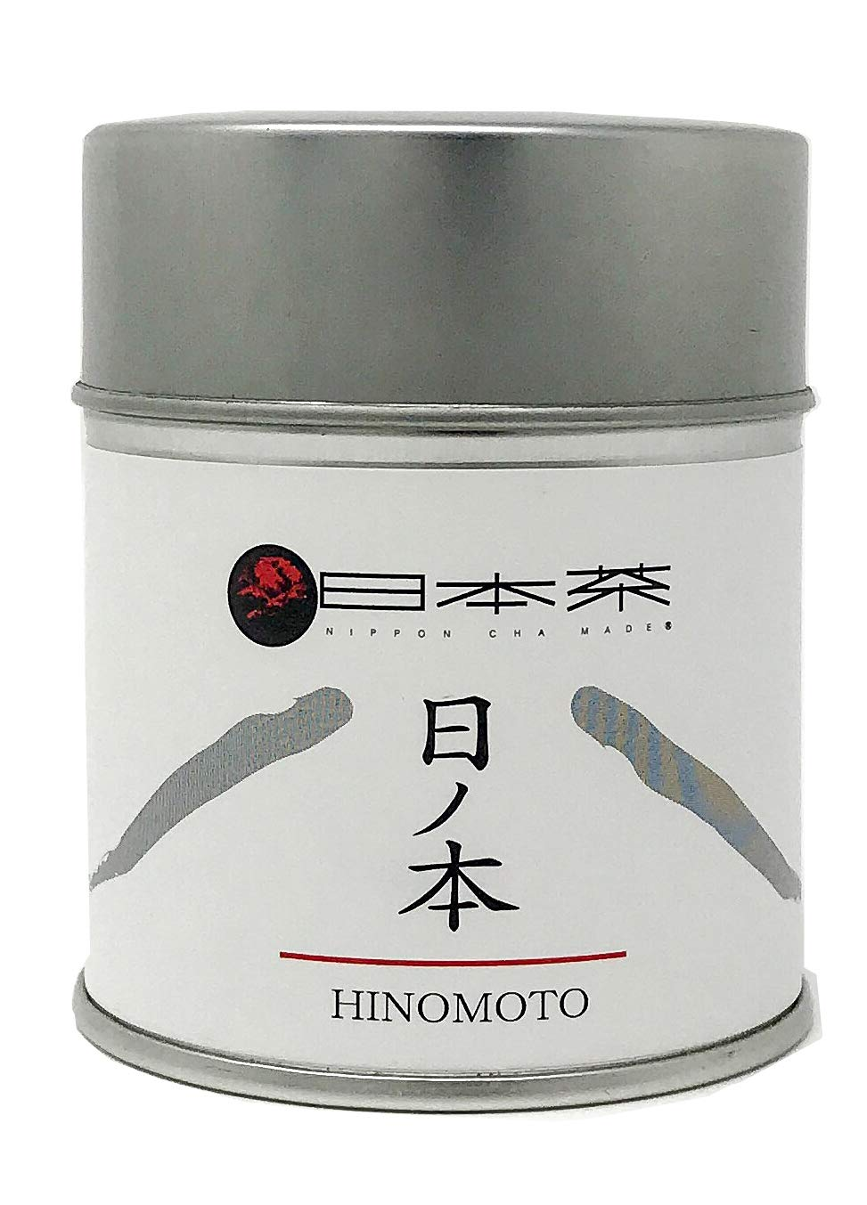 Nippon Cha Hinomoto Organic Matcha - JAS Certified - Japanese Origin - Ceremonial Grade Matcha For Everyday Recipes, 30g by NIPPON CHA MADE