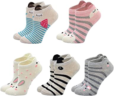 Toddler Kids Girls Slip On Casual Rabbit Ears Shoes Fur Loafer Trainers 7-10.5