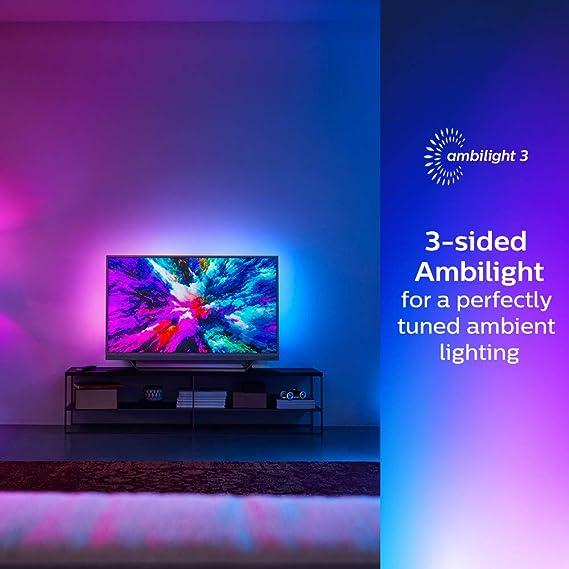 Televisor 4K ultraplano con tecnología Android TV 55PUS7503/12 ...