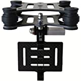 GoolRC Gimbal FPV Camera Mount with Anti Vibration Plate for DJI Phantom Walkera Qr X350 Gopro Hero 3 3+ 4 CF Carbon Fiber