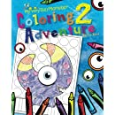 My Very Silly Monster Coloring Adventure 2: The adventure continues