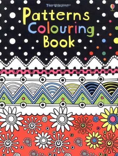 Patterns Colouring Book (Colouring Books)