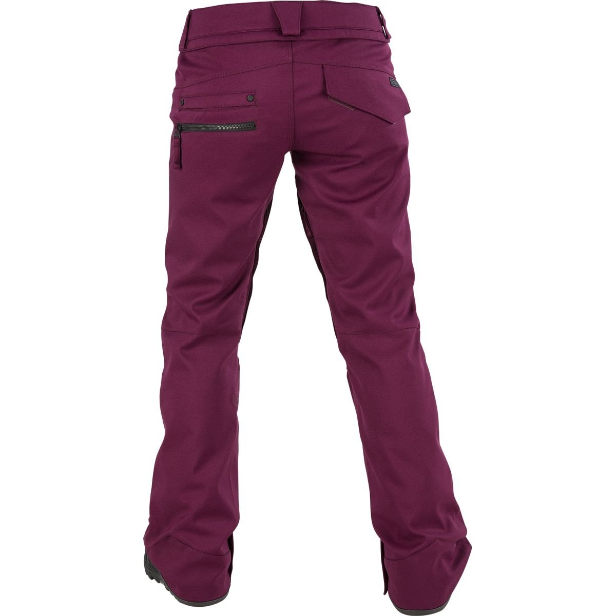 Volcom Junior's Species Stretch 2 Layer Shell Snow Pant, Winter Orchid, Extra Large by Volcom (Image #2)