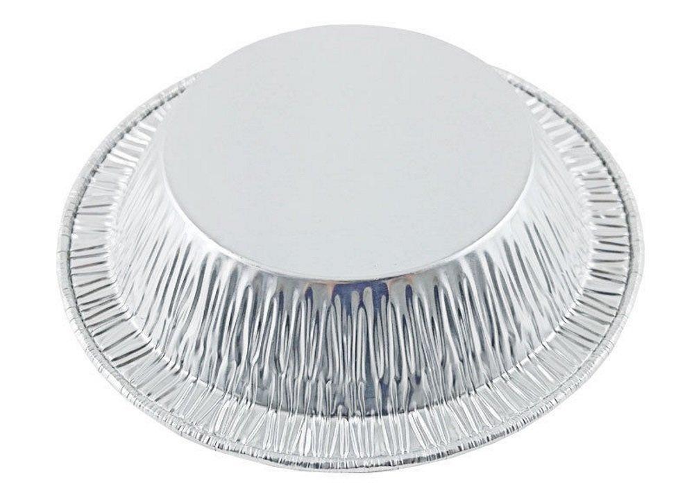 Pactogo 4 1/2'' Foil Tart Pan 7/8'' Deep - Mini Baking Pie Tins (Pack of 500) by PACTOGO (Image #7)