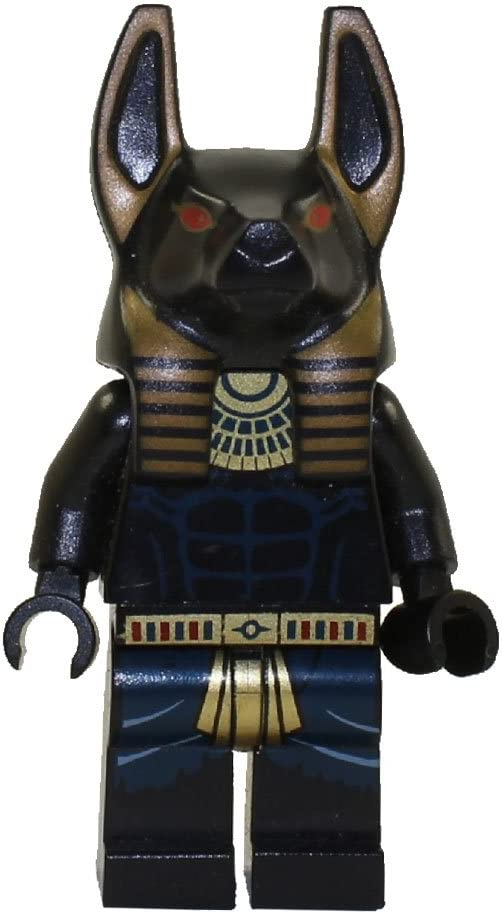 Lego Anubis Guard Minifigure as found in Set 7327