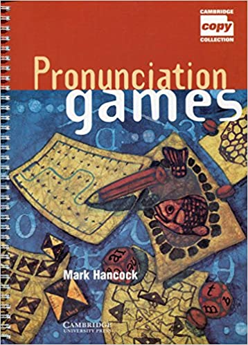Cover of Pronunciation Games