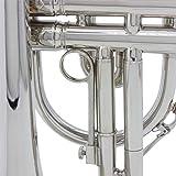 Professional Bb Flat Cornet Brass Instrument with