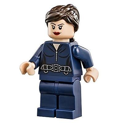LEGO Marvel Super Heroes S.H.I.E.L.D. - Maria Hill (76042): Toys & Games