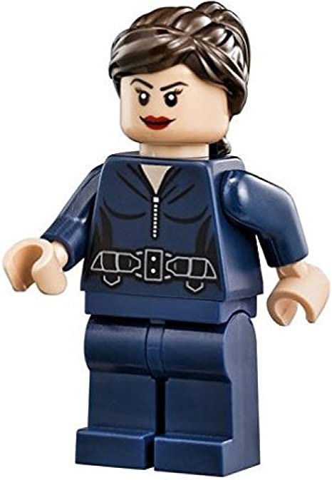 NEW LEGO MARIA HILL FROM SET 76042 AVENGERS sh183