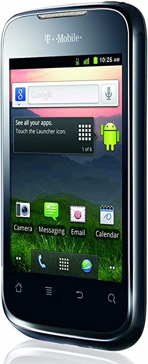 Amazon Com T Mobile Prism Prepaid Android Phone T Mobile
