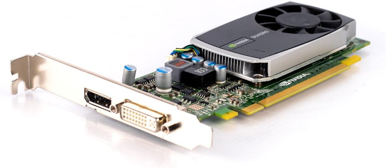 Genuine NVIDIA Quadro 600 PCI-E VIDEO CARD Desktop 1GB NVA-P1033-000