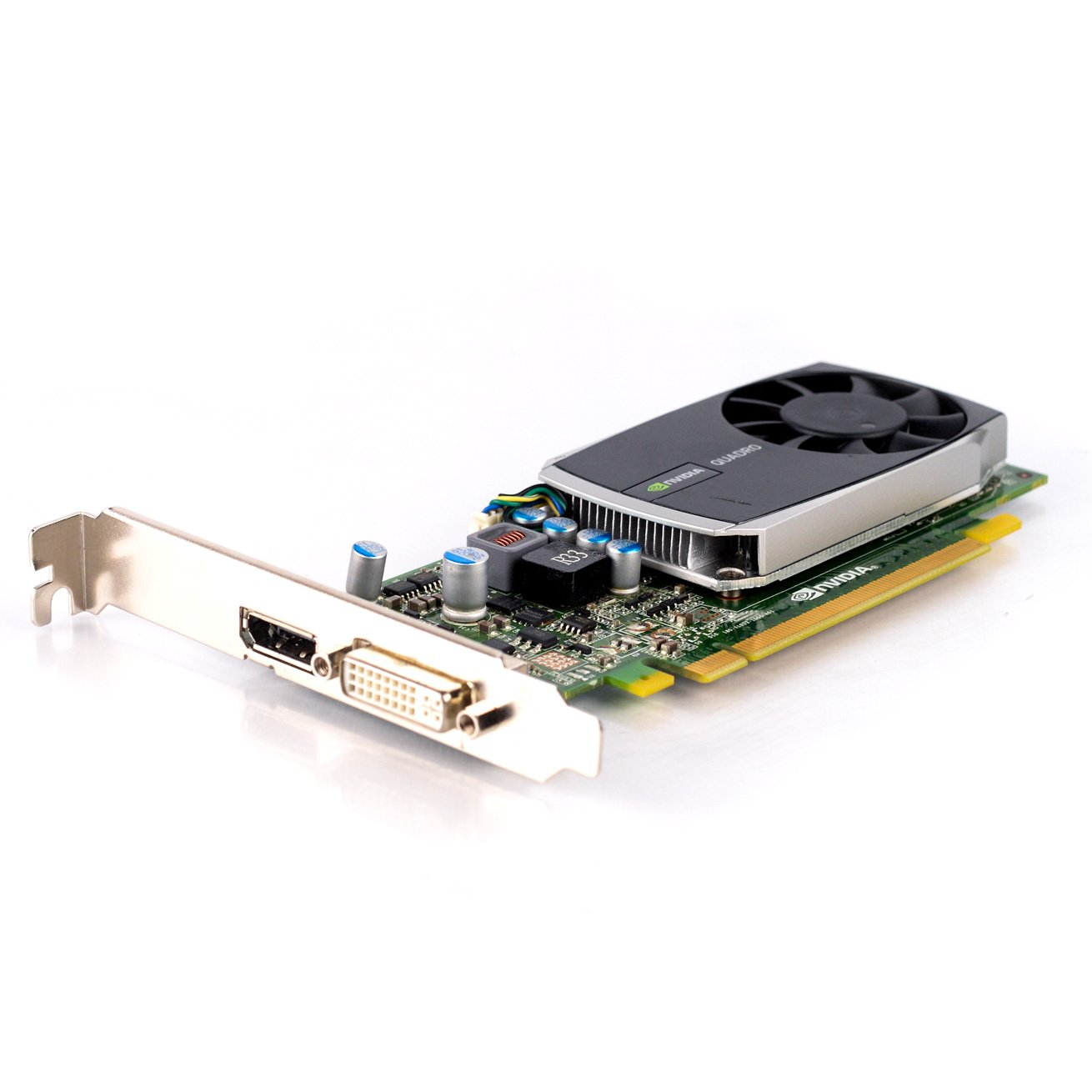 43c5bcd920 Amazon.com  Genuine NVIDIA Quadro 600 PCI-E VIDEO CARD Desktop 1GB  NVA-P1033-000  Computers   Accessories