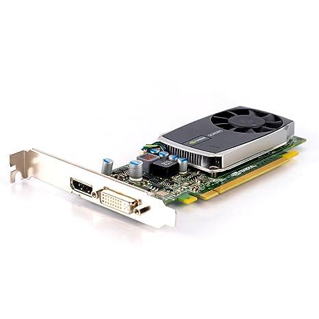 NVIDIA Quadro 600 PCI-E - Tarjeta de vídeo (1 GB, NVA-P1033 ...