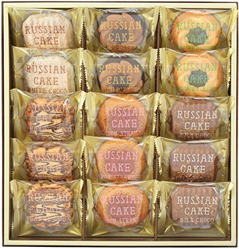 torta de Rusia 15 piezas SRC-10