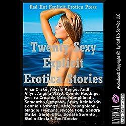 Twenty Sexy Explicit Erotica Stories